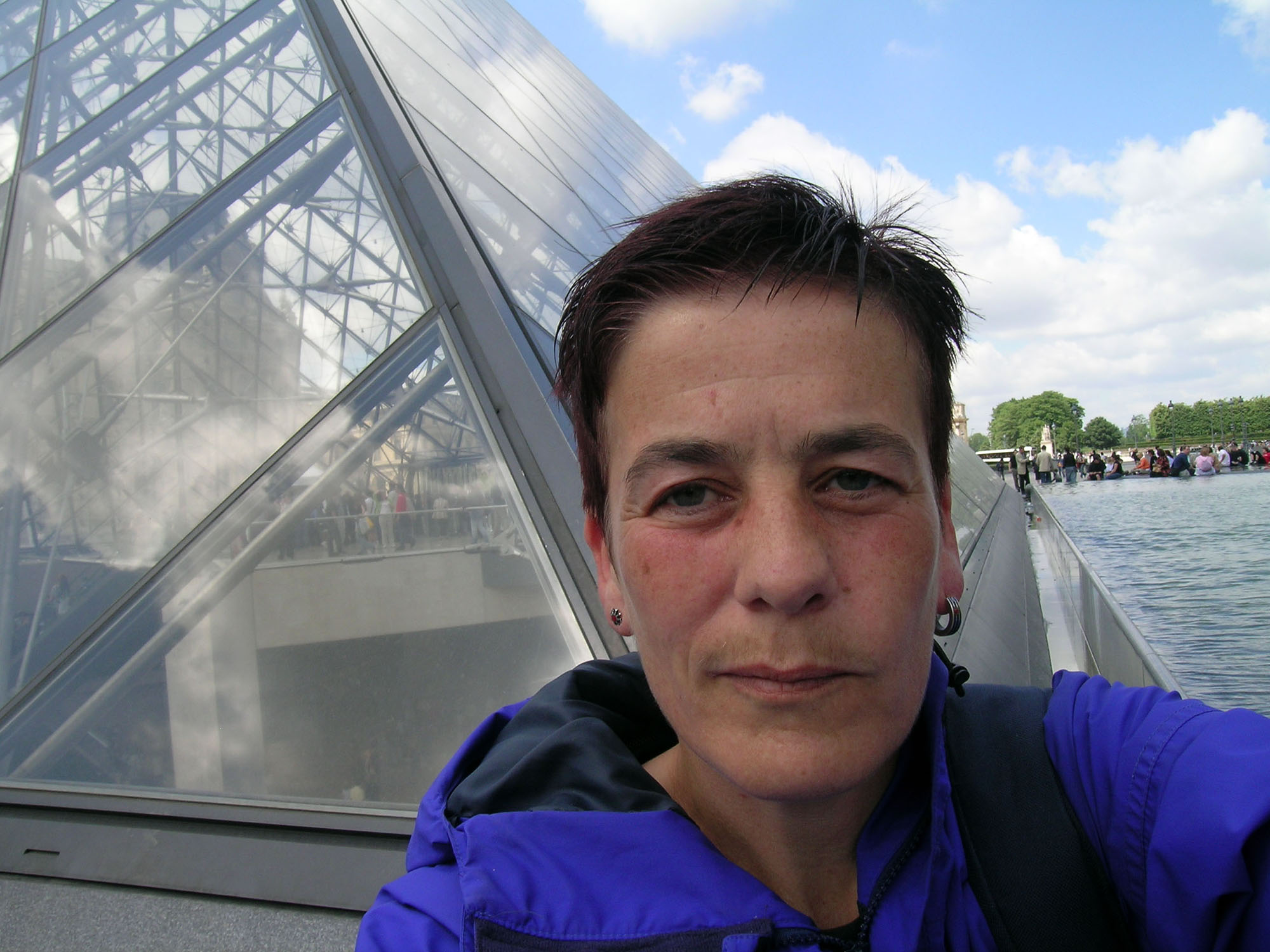 portrait in paris